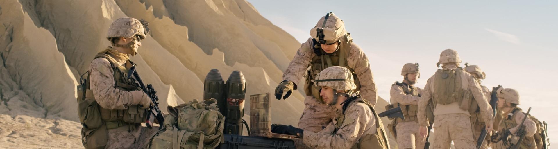 Militairen op missie